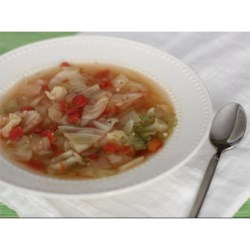 Healing Cabbage Soup Recipe