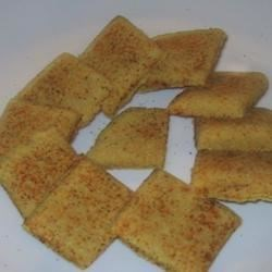 Crackle Thins Recipe