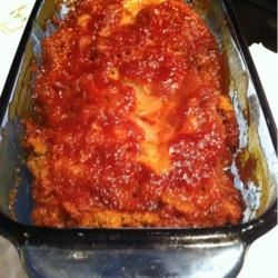 Shelby's Microwave Meat Loaf Recipe