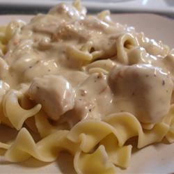 all about cooking: Slow Cooker Chicken Stroganoff
