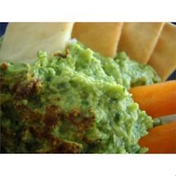 Avocado and Edamame Dip