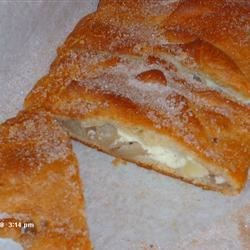 Crescent Pastry Puff Recipe