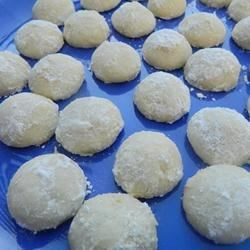 Photo of Lemon Star Bursting Cookies by Mariann Holohan