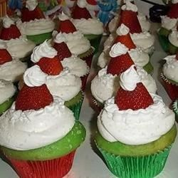 Sberry Santa Hats