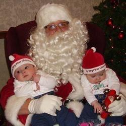 "The Girls and Santa ""2011"""