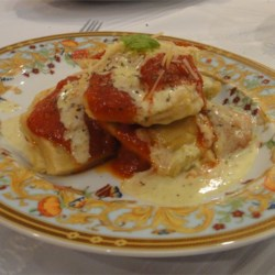 Homemade Four Cheese Ravioli Recipe