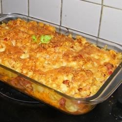 Kielbasa Pasta Casserole Recipe