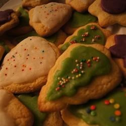my cookies for christmas presents by caramellover