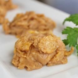 Photo of Crunchy Peanut Butter Drops by Tammy  Lewis