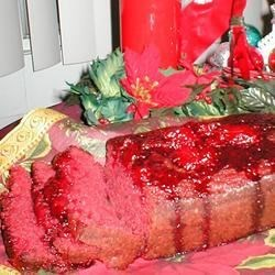 Christmas Strawberry Bread Recipe