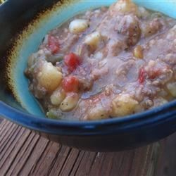 Chuck Wagon Stew Recipe