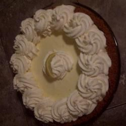 Lemon Chiffon Pie Recipe