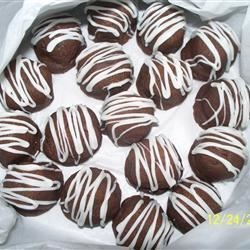 Photo of Fudgy Bon Bons by Marlene Edwards