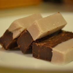 Raspberry Truffle Fudge Recipe