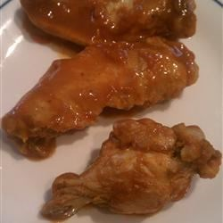 Scott's Coast-to-Coast Famous Chicken Wings Recipe