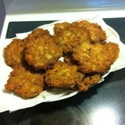 Photo of Caribbean-Style Fried Salmon Fritters by Andy A
