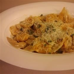 Easy Butternut Squash Ravioli Recipe