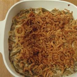 Never Enough Green Bean Casserole Recipe