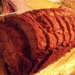 Pumpkin Bread III Recipe