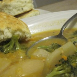 Leftover Scalloped Potato Soup Recipe