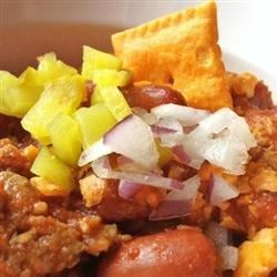 Slow Cooker Turkey Cheeseburger Chili Recipe