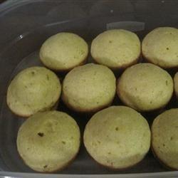 Eggnog Bread Muffins