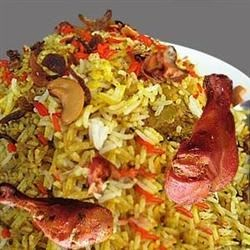 Authentic South Indian Biryani Recipe