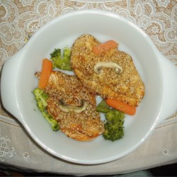 Baked Sesame Chicken Recipe