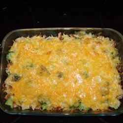Silver's Savory Chicken and Broccoli Casserole