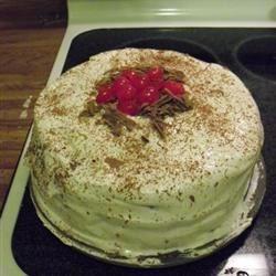 The Extreme Cherry Cake