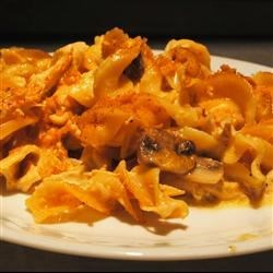 Chicken Tetrazzini II Recipe