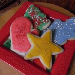 Cookies for santa..