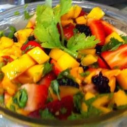 Mango Madness Salad Recipe
