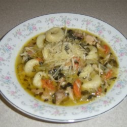 Chicken Soup II Recipe