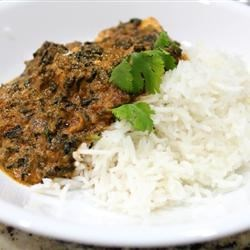 Photo of Rosy's Palak Paneer by E. Martin