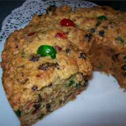 Christmas Wreath Cake Recipe