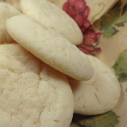 Tender Crisp Sugar Cookies Recipe