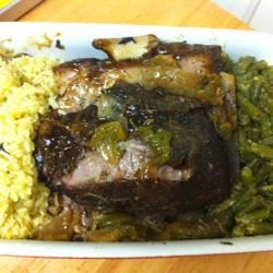 Herb Rubbed Pork Recipe
