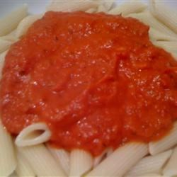 Jackie's Vodka Sauce Recipe