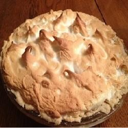 My First Lemon Meringue Pie
