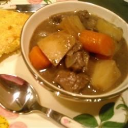 LaVohn's Beef Stew Recipe