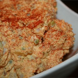 Spicy Sweet Potato Salad Recipe