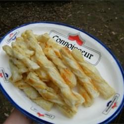 Parmesan Cheese Twists