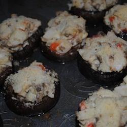 Photo of Crab Stuffed Mushrooms II by Kimber