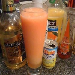 Bahama Breeze Recipe