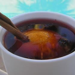 Photo of Mulled Cranberry Cider by IVY KIRCHBERG