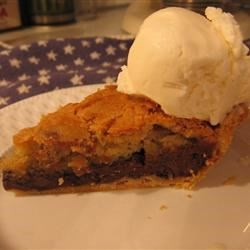 Chocolate Chip Pie III Recipe