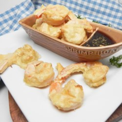 Air Fryer Shrimp Tempura