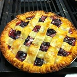 3 Berry Pie