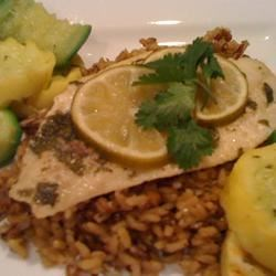 Photo of Cilantro Lime Cod by Donna  Hackman